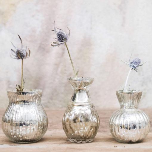 petits vases pour une décoration douce