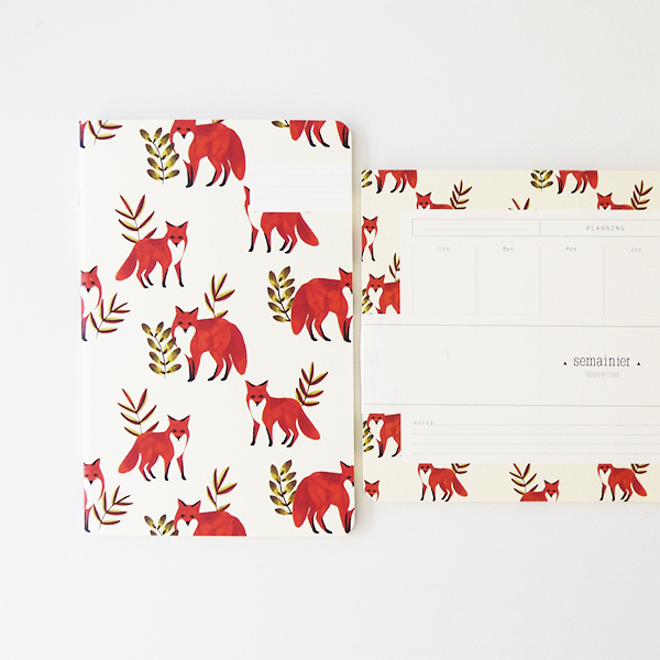 carnet renard season paper