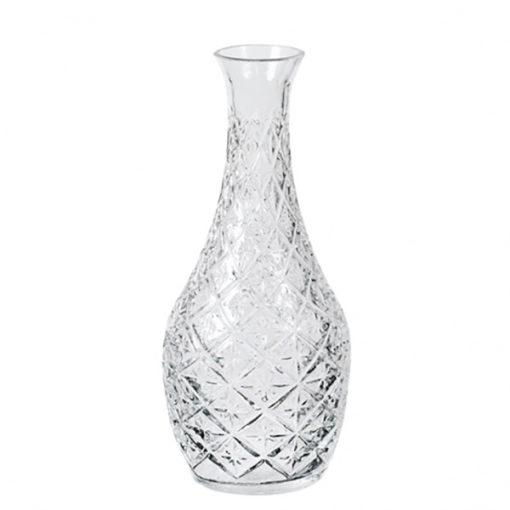 jarre en verre transparent de la marque broste copenhagen