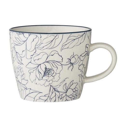 tasse à fleur bloomingville